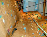 General Contractor Portland project Stoneworks Climbing Wall